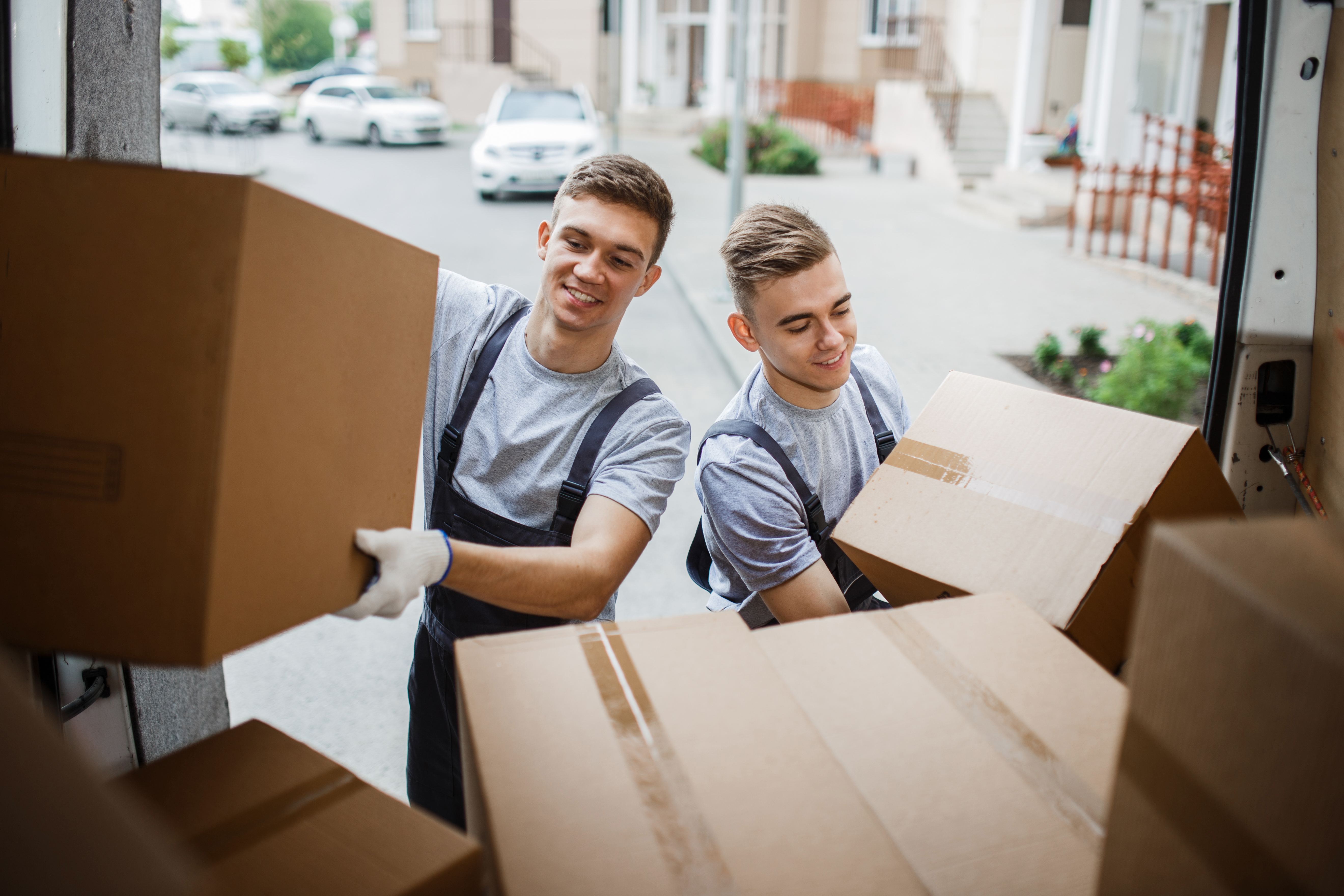 Movers Insurance Massachusetts